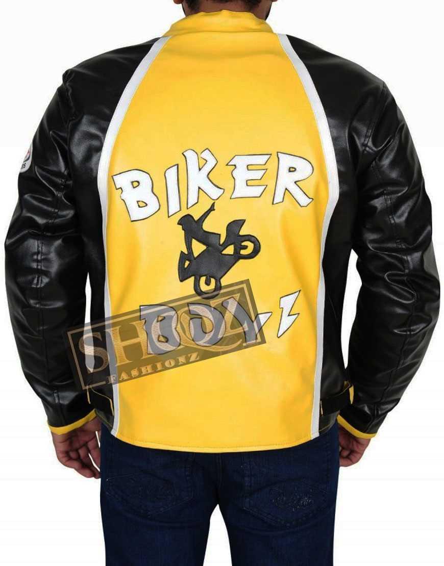 Biker Boyz Derek Luke Leather Jacket