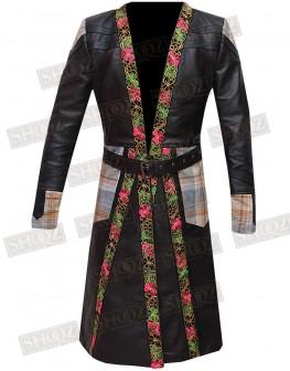 Black Sails S3 Anne Bonny Leather Coat