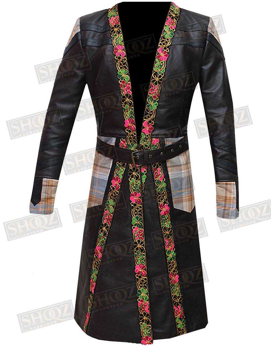 Black Sails S3 Anne Bonny Leather Coat