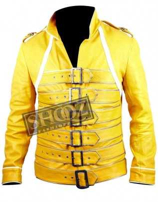 Freddie Mercury Leather Jacket