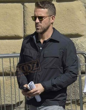 6 Underground Ryan Reynolds Cotton Jacket