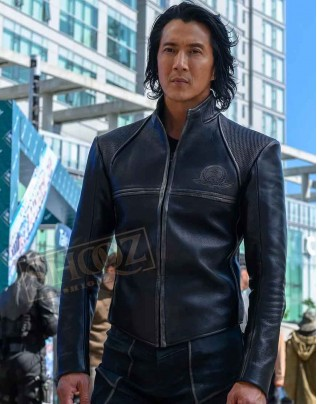 Altered Carbon Season 2 Will Yun Lee Costume Jacket