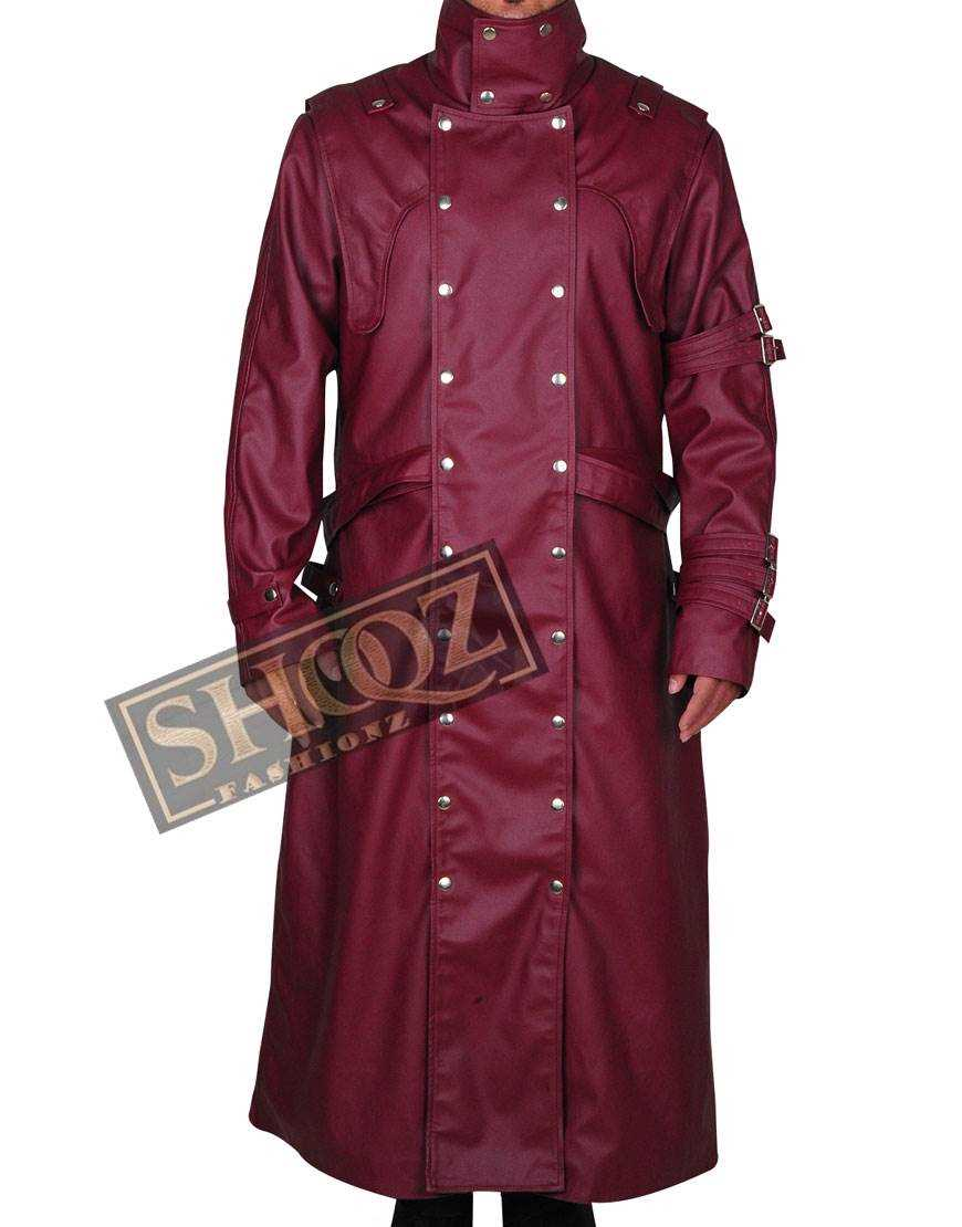 Trigun Vash The Stampede Trench Coat