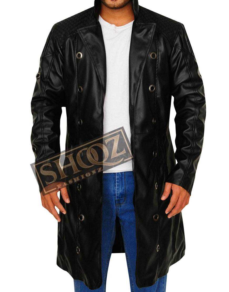 Deus Ex Human Revolution Adam Jensen Trench Coat