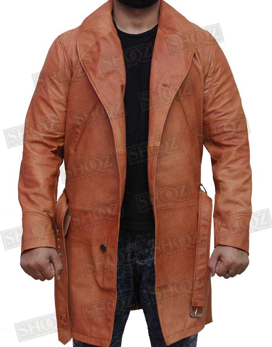 Legends Of The Fall Brad Pitt Leather Coat