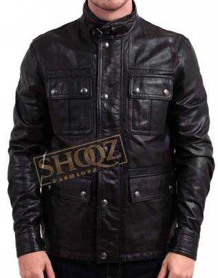 24 Live Another Day Kiefer Sutherland Leather Jacket
