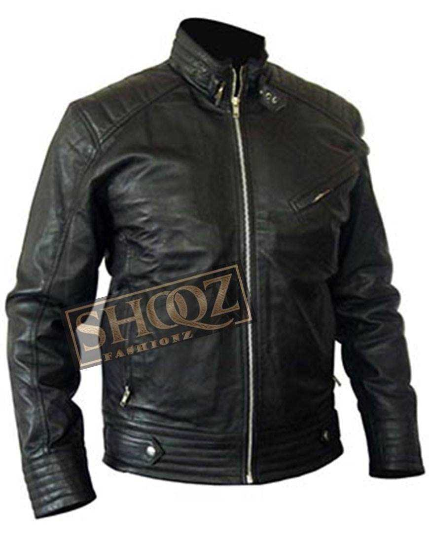 Bourne Legacy Jeremy Renner Leather Jacket