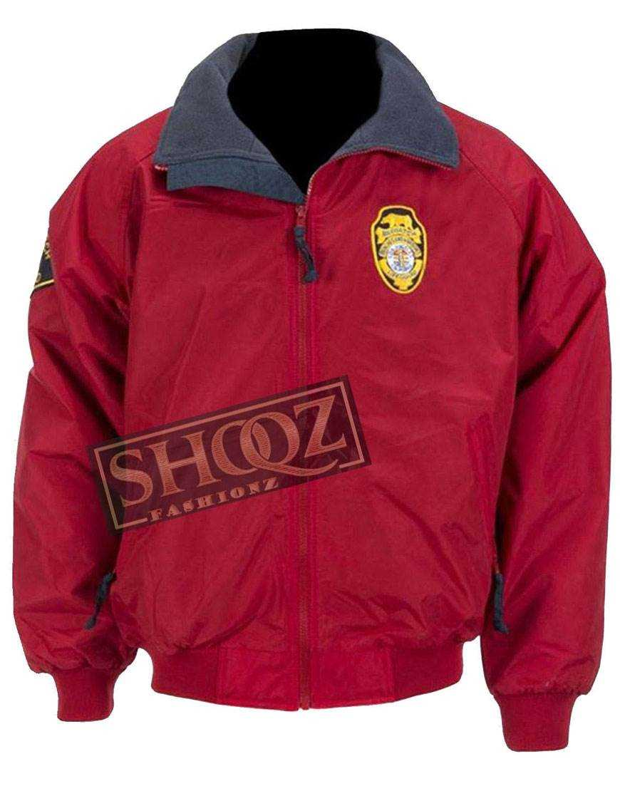 Baywatch Lifeguard David Hasselhoff Bomber Jacket