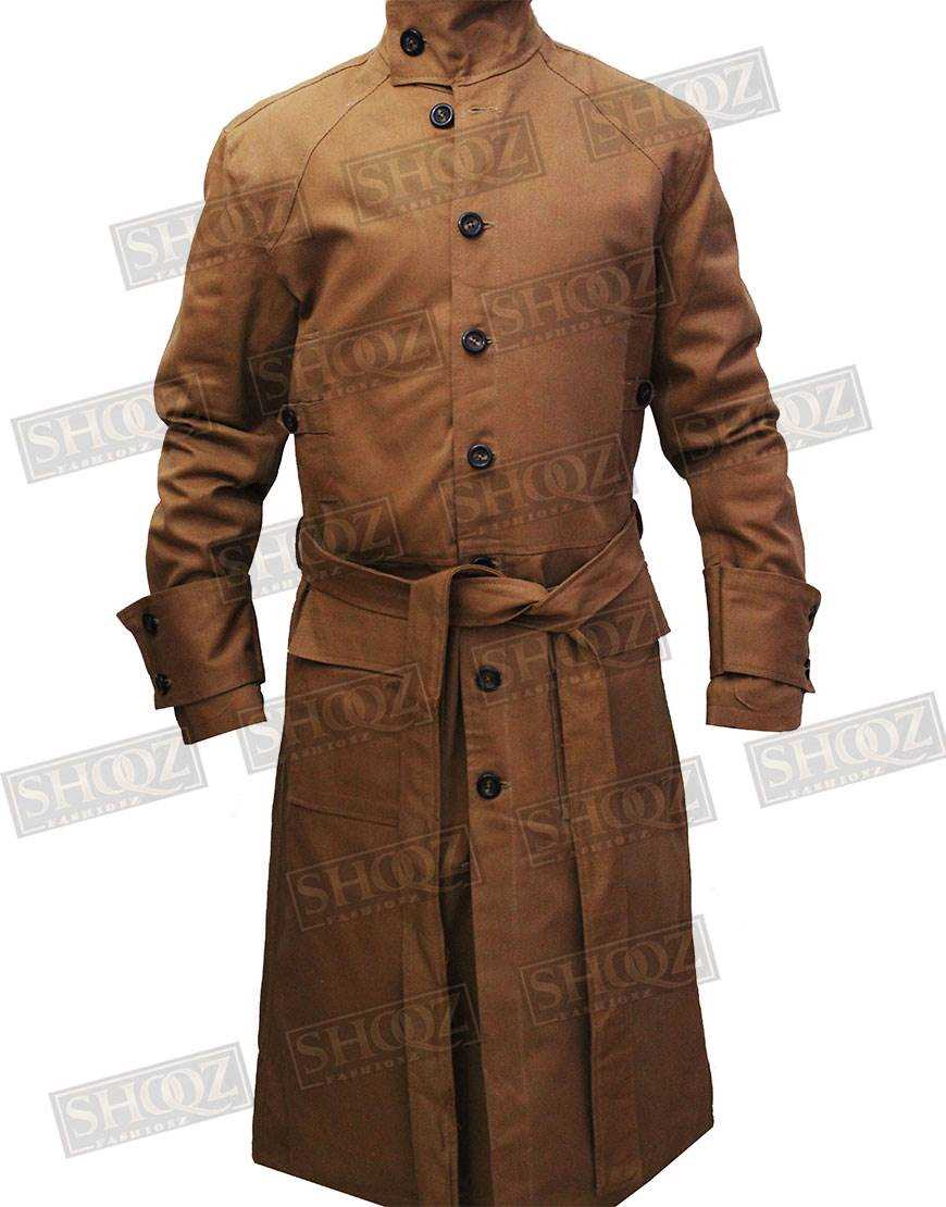 Blade Runner Harrison Ford Trench Coat