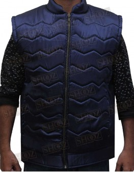 Power Omari Hardwick Satin Vest
