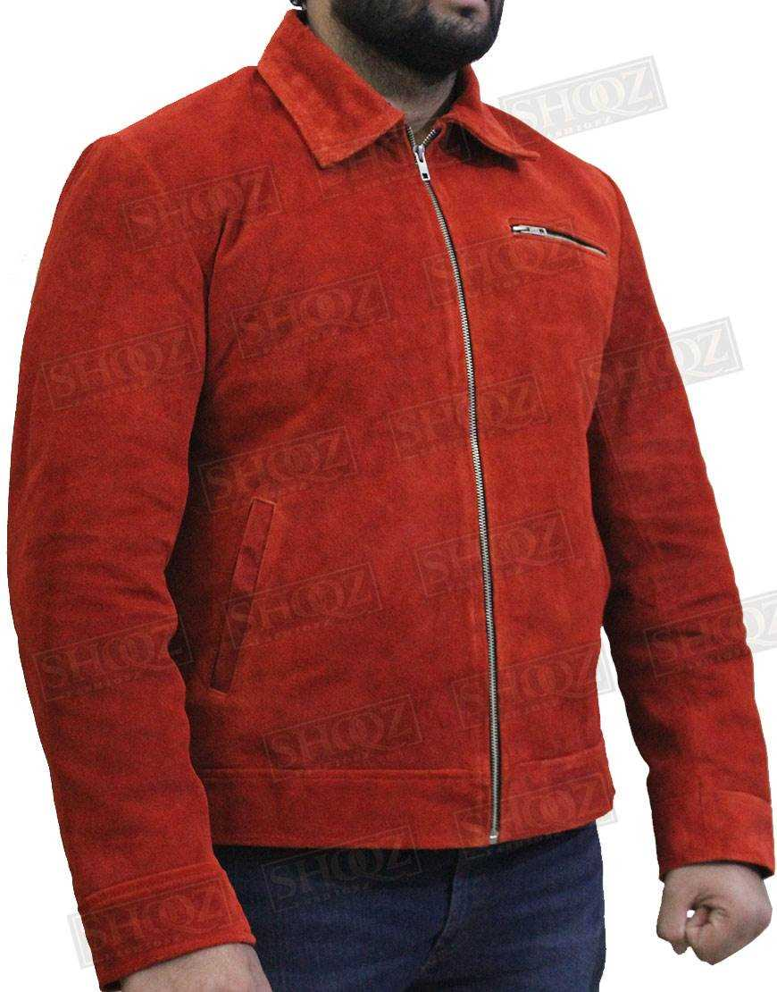 Smallville Tom Welling Red Carhartt Jacket