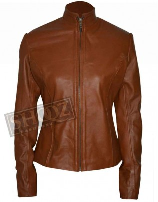 Doctor Who Martha Jones Leather Jacket