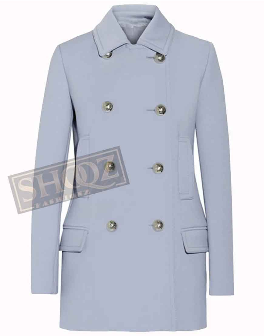 How To Get Away With Murder Aja Naomi King Coat