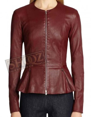How To Get Away With Murder Viola Davis Leather Jacket