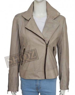 Lucifer Lauren German Leather Jacket