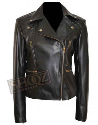 Lucifer Season 4 Chloe Decker Leather Jacket
