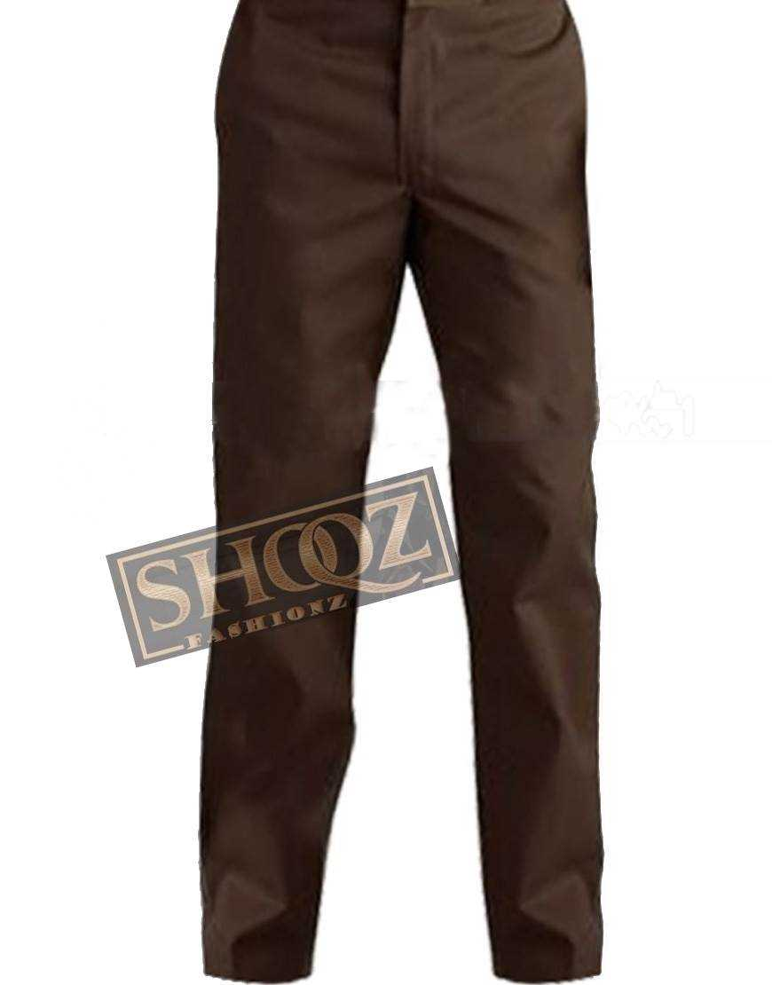 Jurassic World Chris Pratt Leather Pant