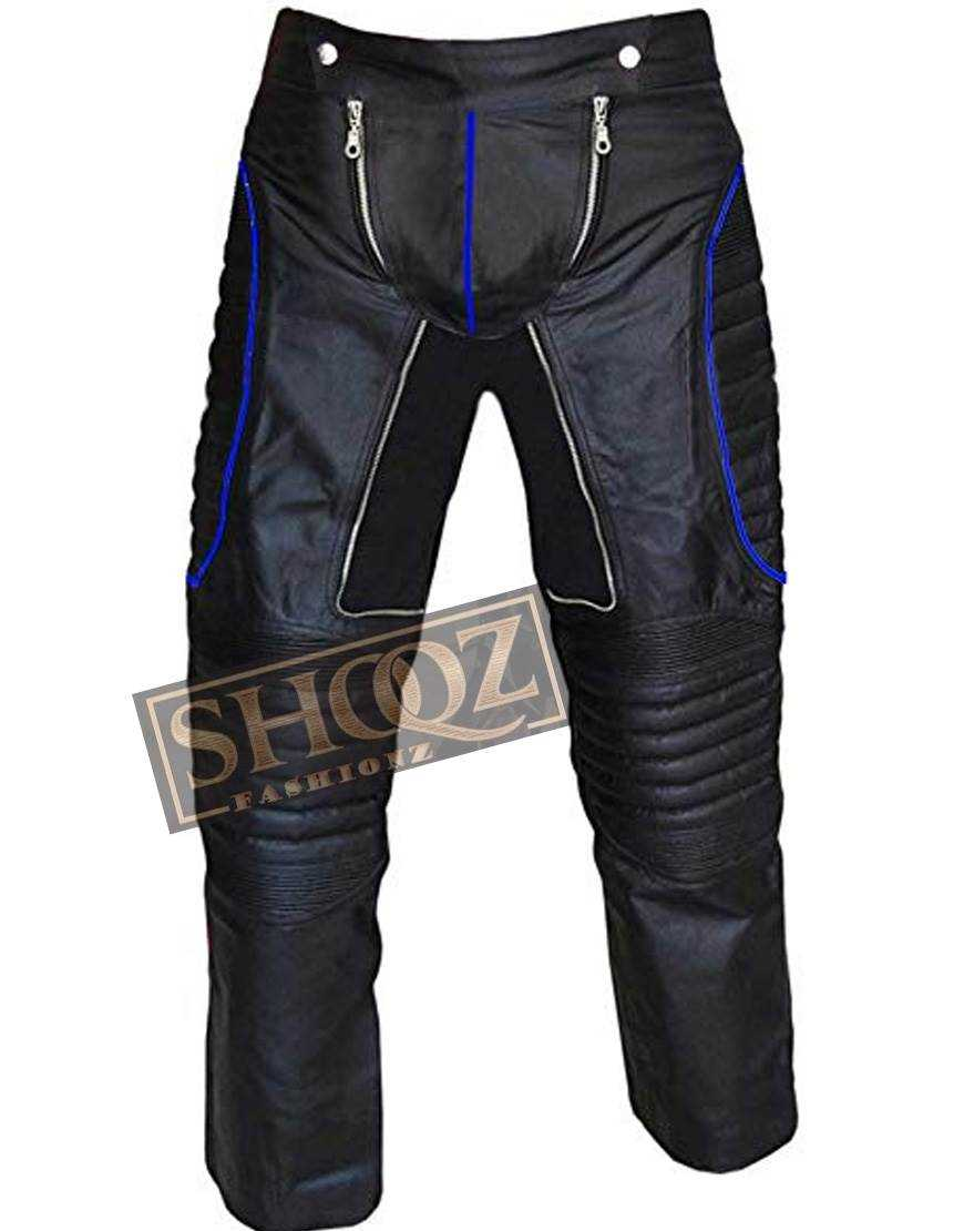 X-Men 3 Iceman Shawn Ashmore Leather Pant