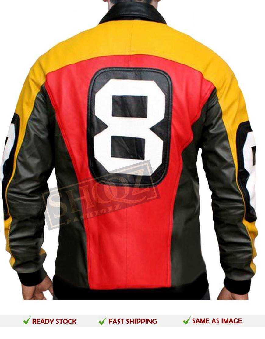8 Ball Seinfeld Puddy Patrick Jacket