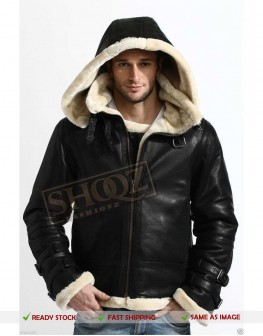 B3 Bomber Full Fur Jacket