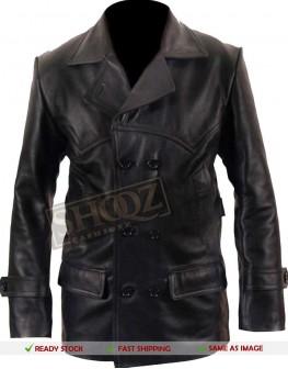 Doctor Who Christopher Eccleston (Ninth Doctor) Black Jacket