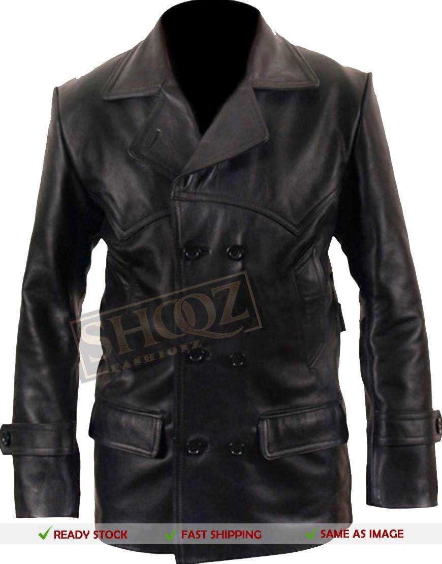 Doctor Who Christopher Eccleston (Ninth Doctor) Black Jacket