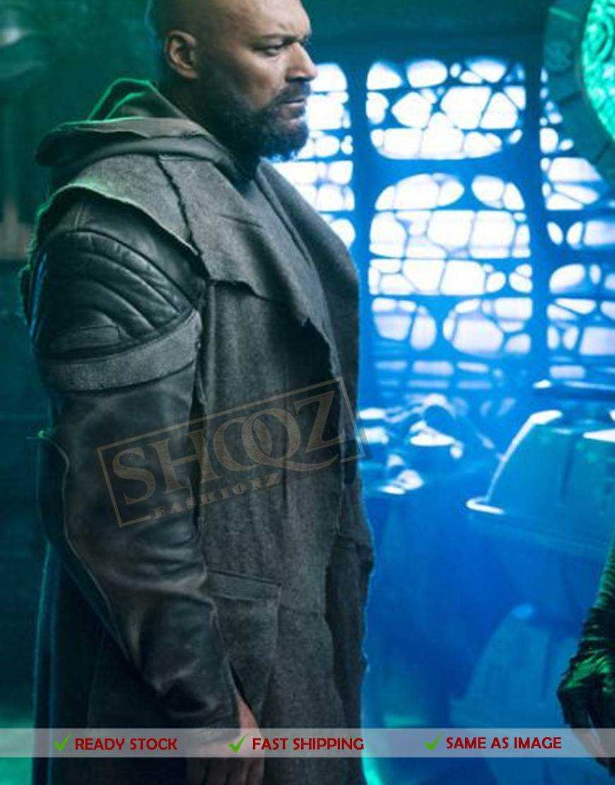 General Zod Krypton Costume Coat