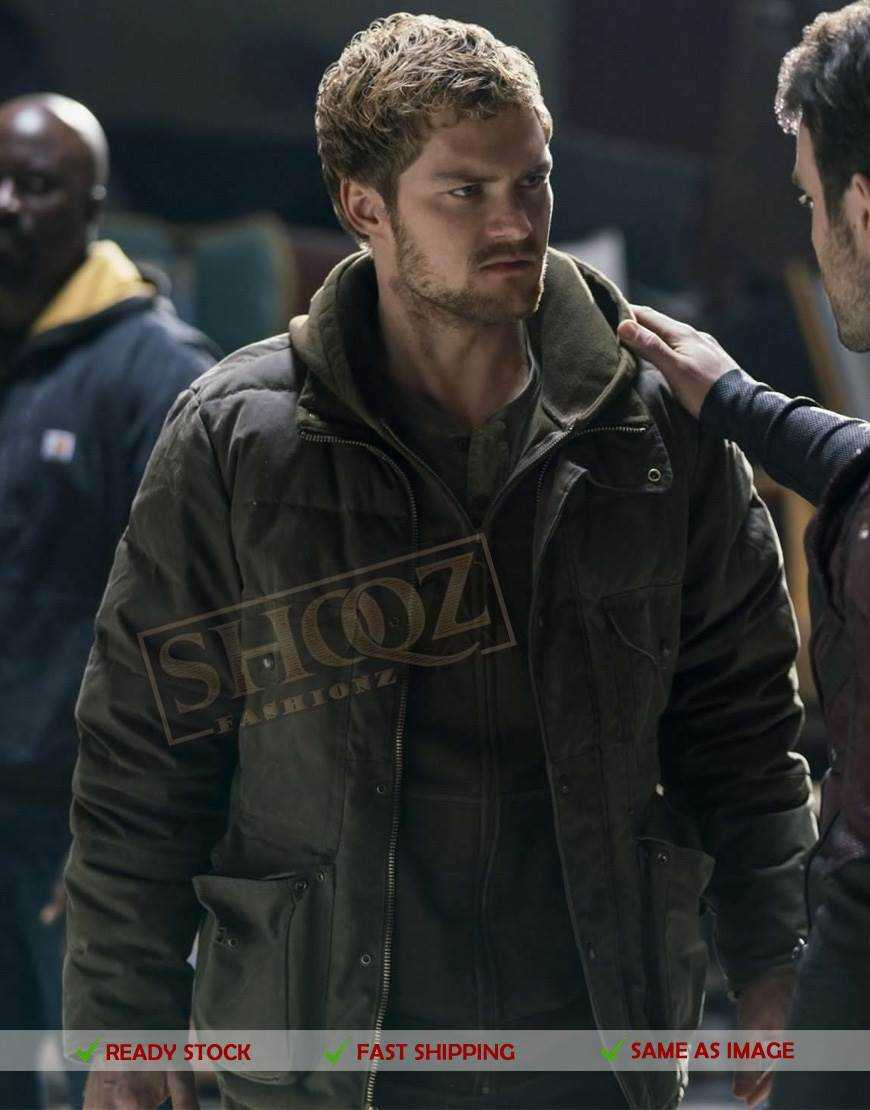 The Defenders Danny Rand Jacket