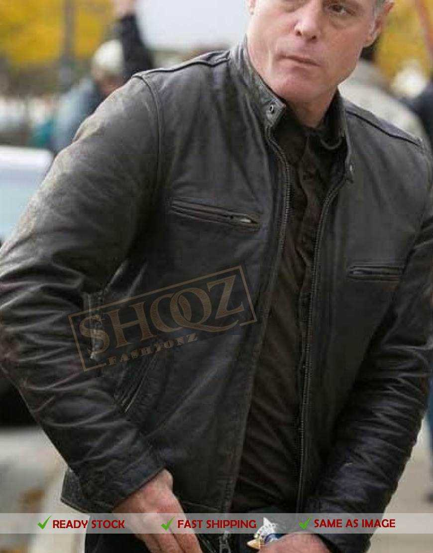 Chicago PD Jason Beghe (Hank Voight) Jacket