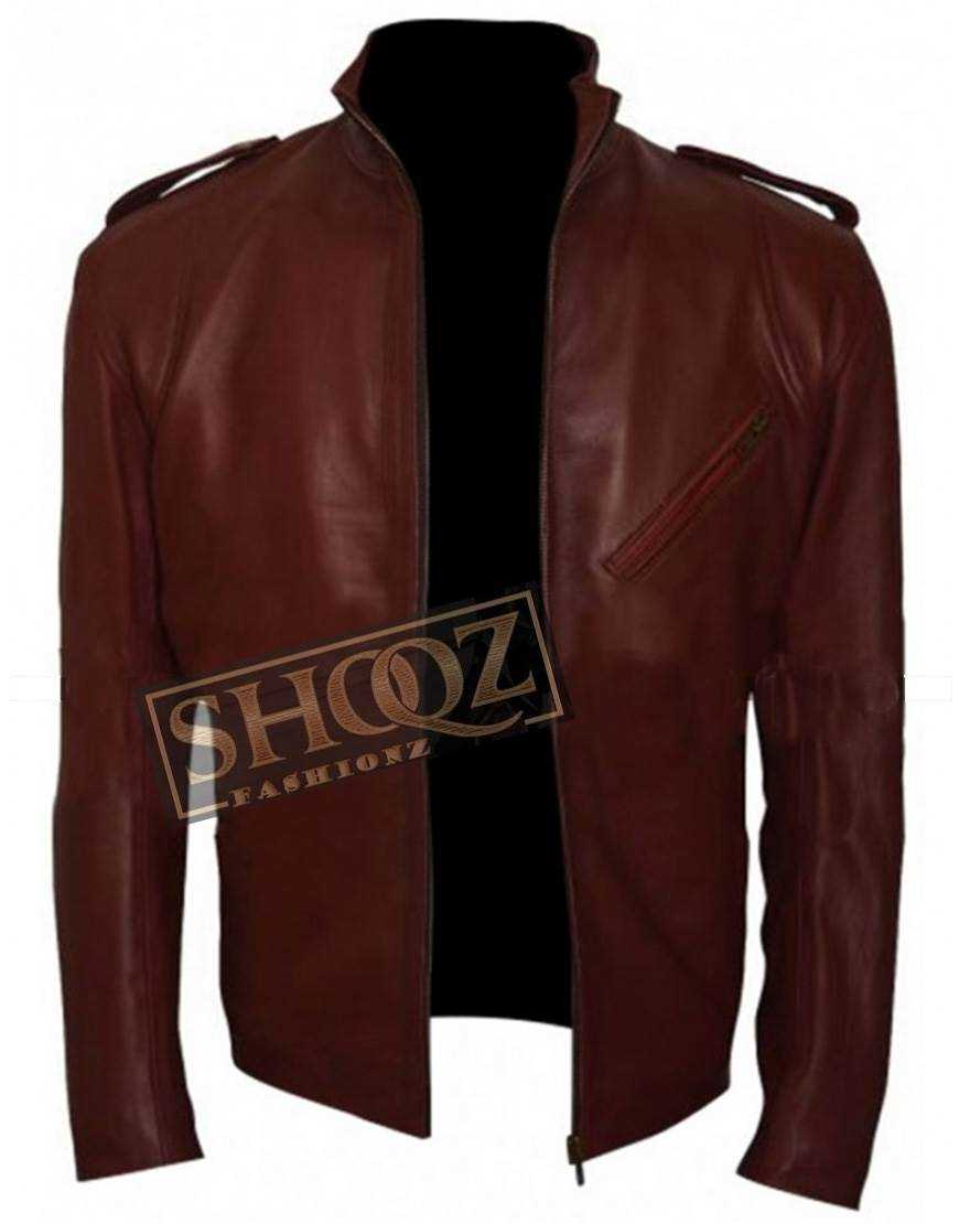 Ash Vs Evil Dead Bruce Campbell Leather Jacket