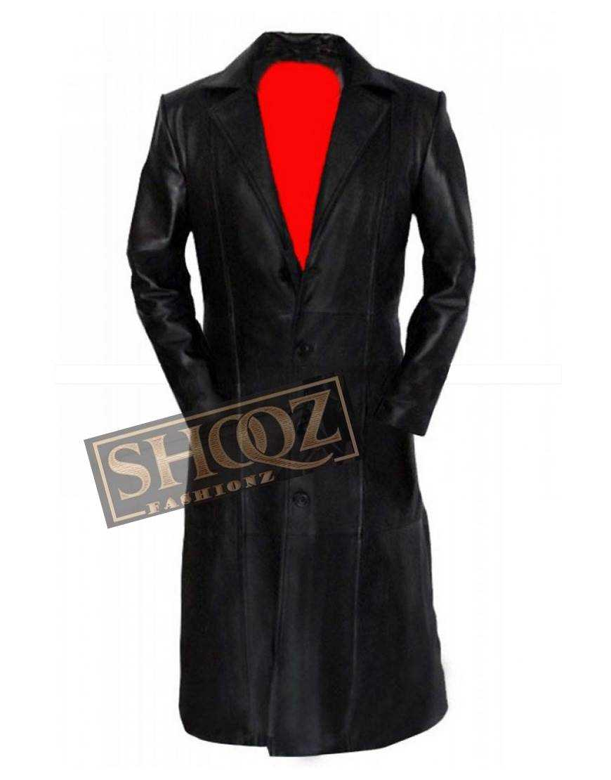 Blade Wesley Snipes Trench Black Coat