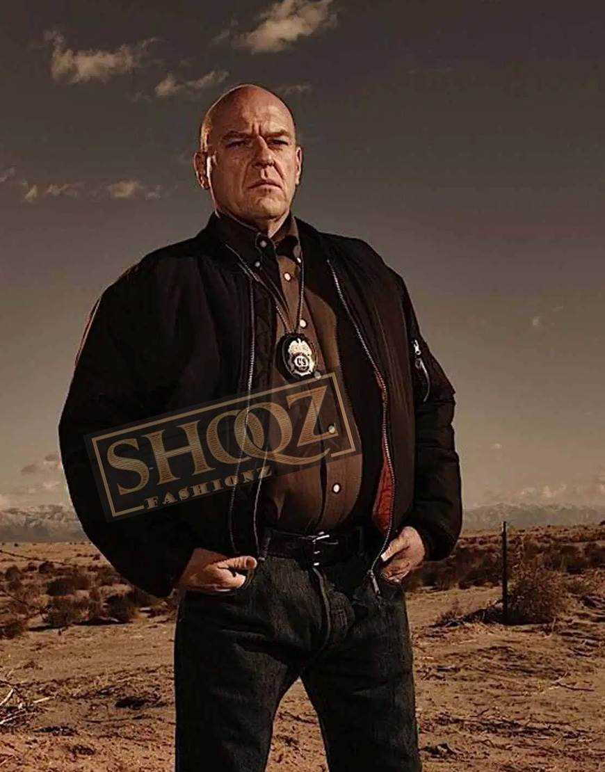 Breaking Bad Dean Norris Cotton Jacket