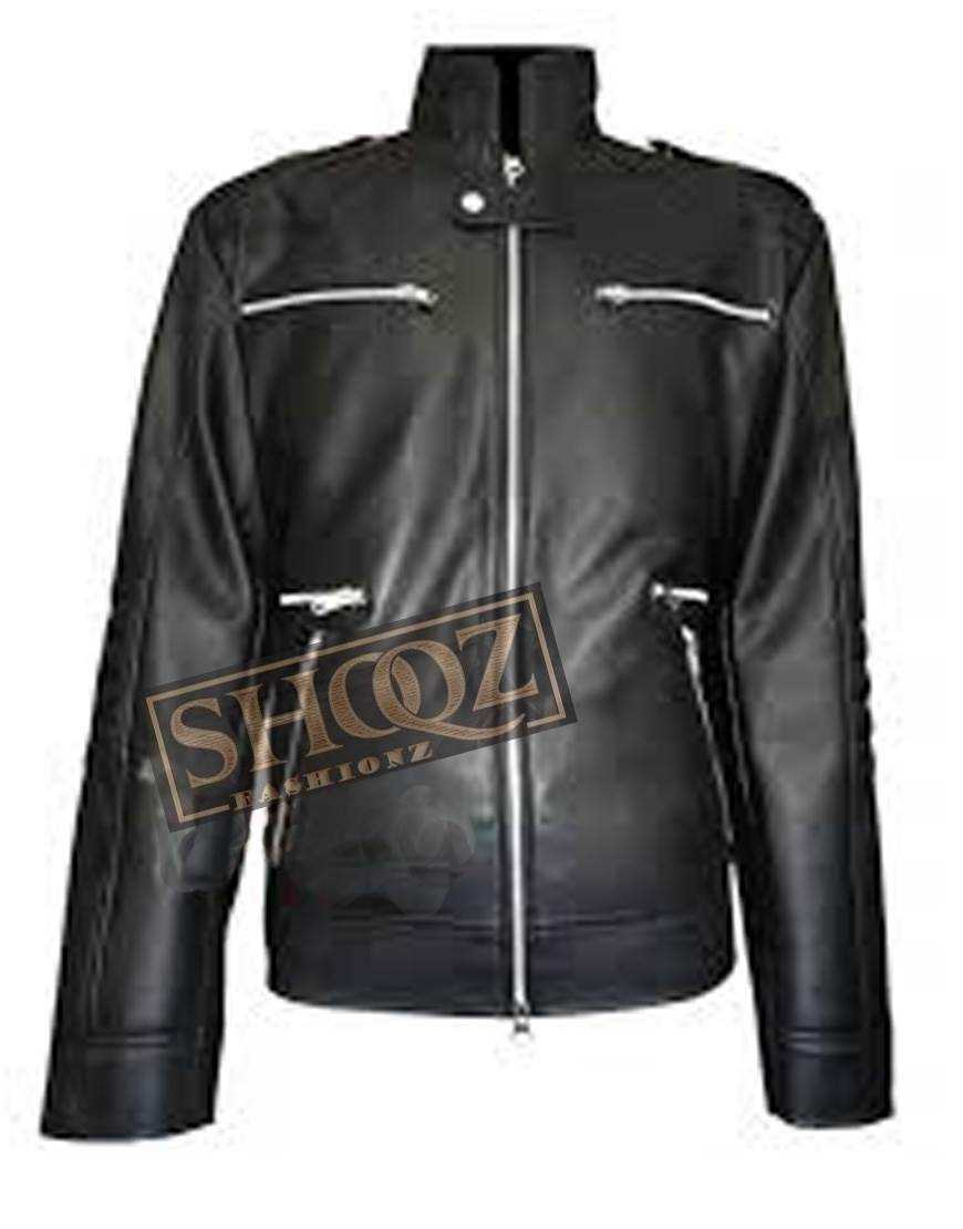 Breaking Bad S5 Aaron Paul Leather Jacket