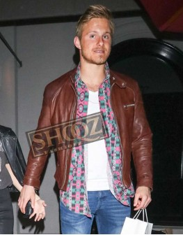 Bad Boys for Life Alexander Ludwig Leather Jacket