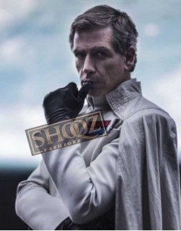 Captain Marvel Ben Mendelsohn Costume Coat