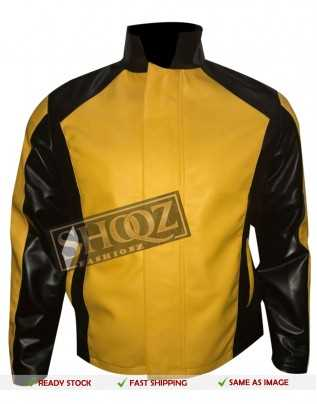 Cole Macgrath Infamous 2 Game Yellow Jacket
