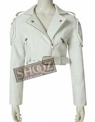 Devil May Cry 5 Michelle Dockery Leather Jacket
