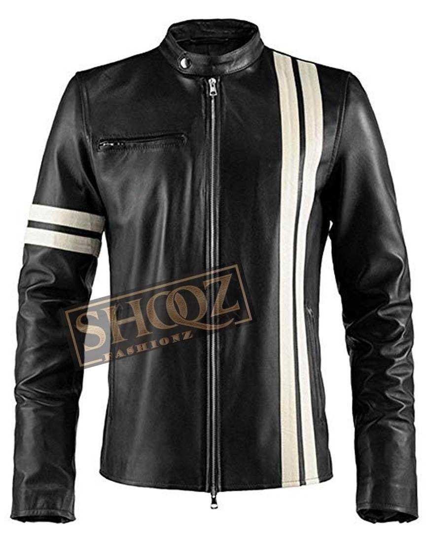 Driver San Francisco John Tanner Leather Jacket