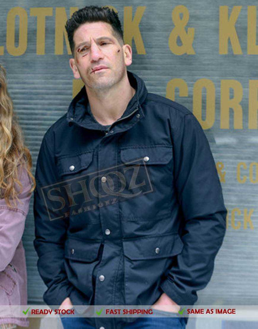 Jon Bernthal The Punisher Season 2 Jacket