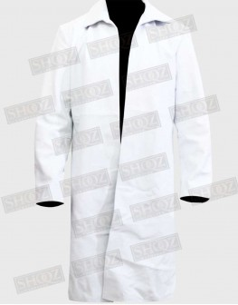 Matrix Reloaded Adrian Rayment Coat