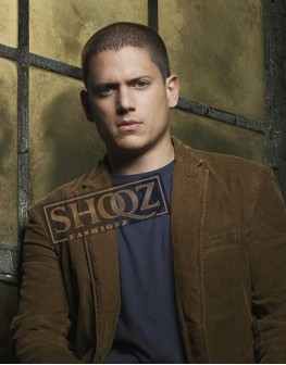 Prison Break Wentworth Miller Suede Coat
