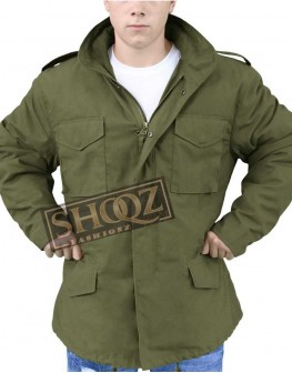 Rambo Last Blood Sylvester Stallone Green Jacket