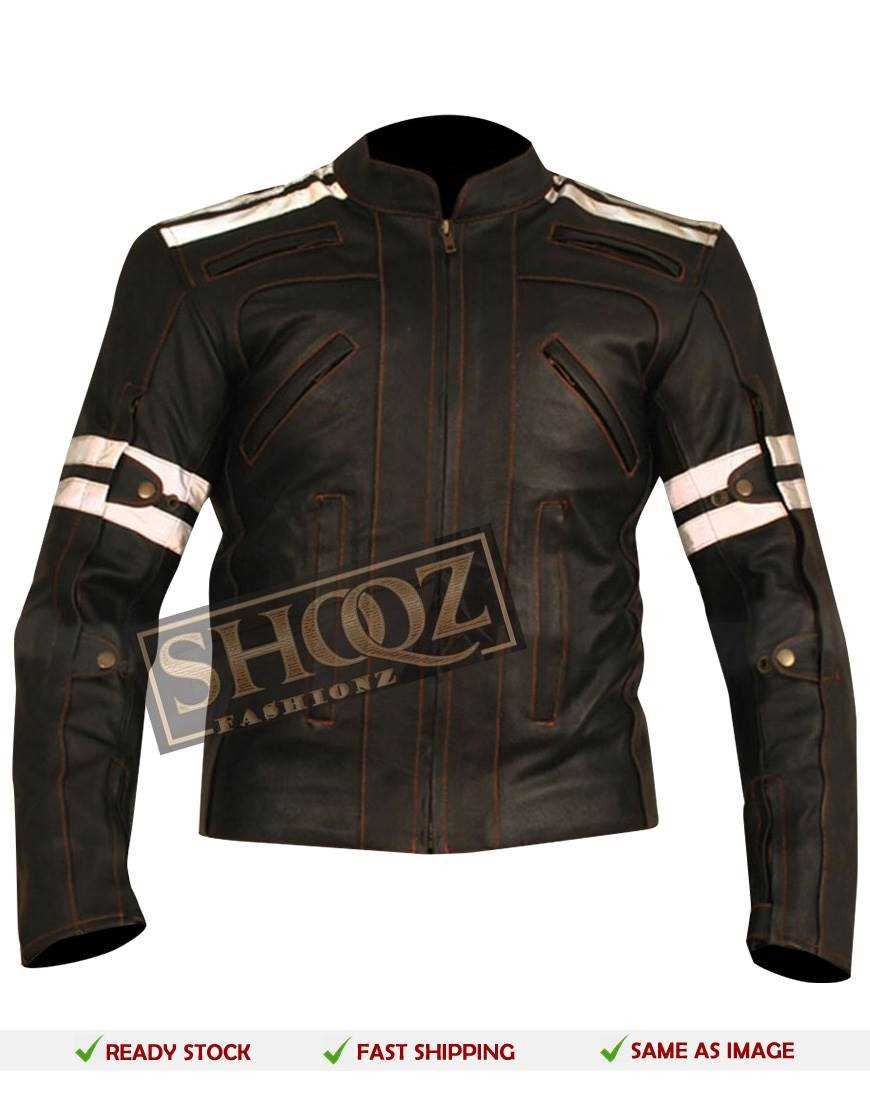 Vulcan Men Vtz 910 Street Biker Black Jacket