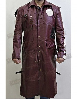 Guardians of the Galaxy 2 Michael Rooker Coat