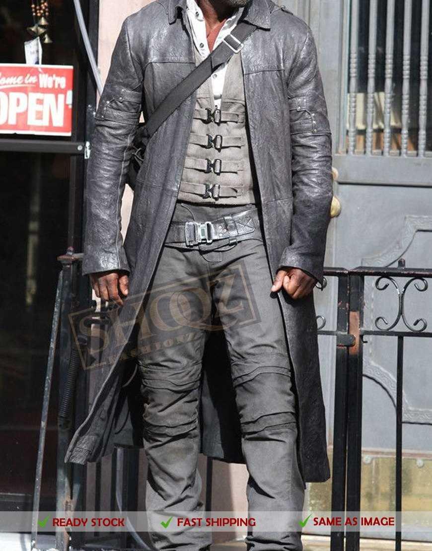 Idris Elba The Dark Tower Coat
