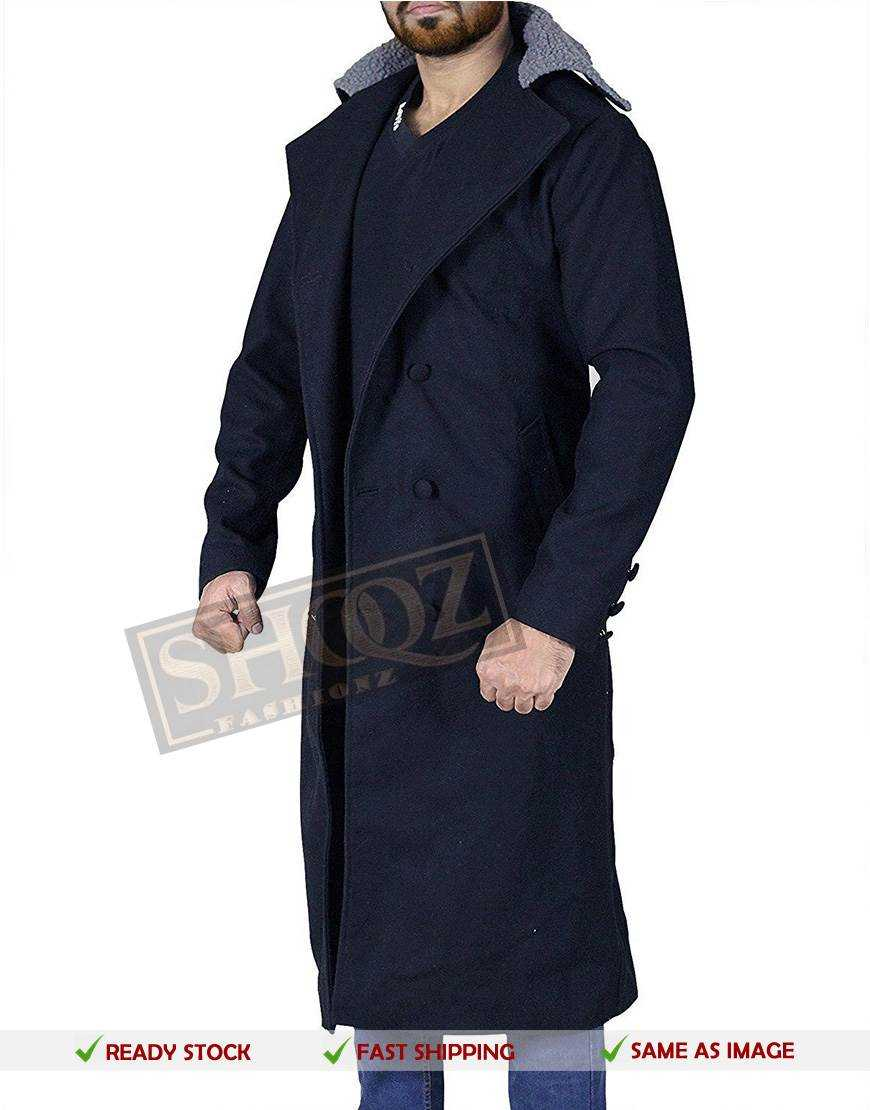 Taboo Tom Hardy Fur Coat