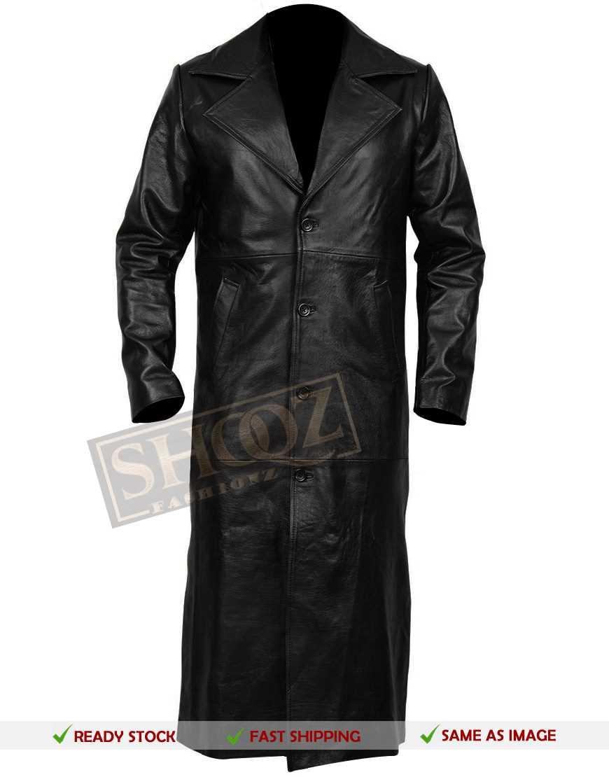The Deadman WWE Undertaker Coat