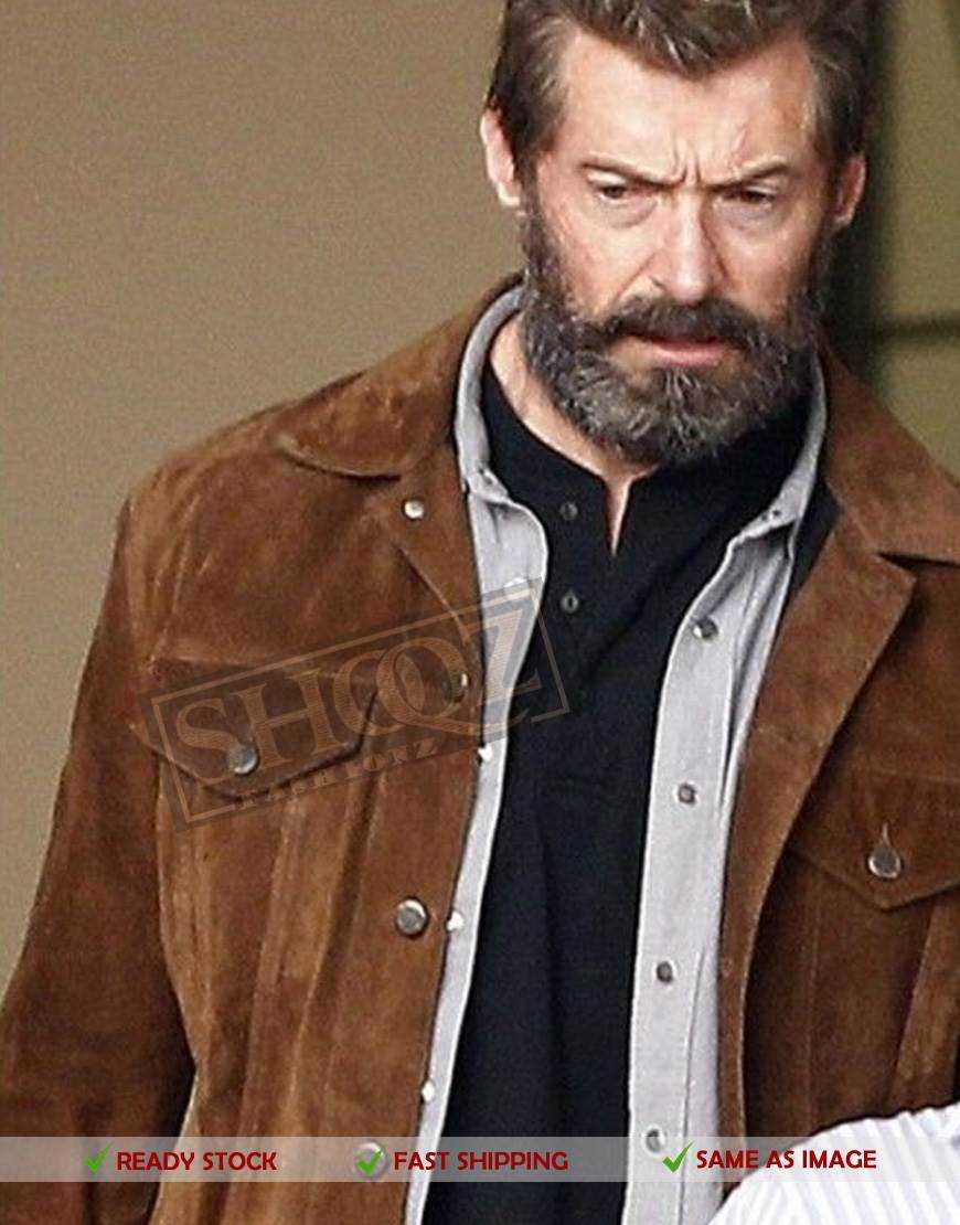 X-MEN 2017 LOGAN WOLVERINE JACKET