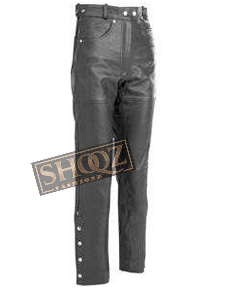 River Road Pueblo Unisex Leather Pant