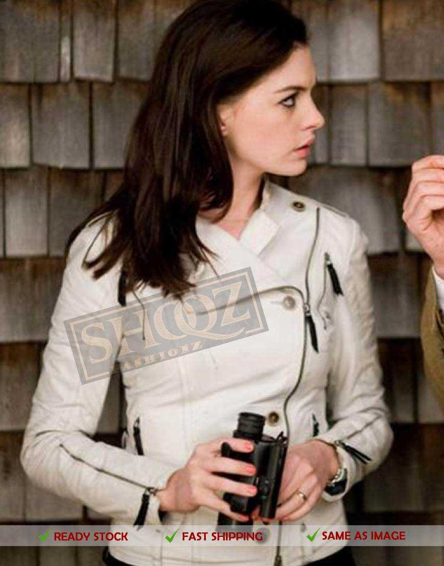 Get Smart Anne Hathaway (Agent 99) Jacket
